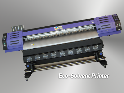 Blue Print Eco-Solvent Printer 180Cm DX5