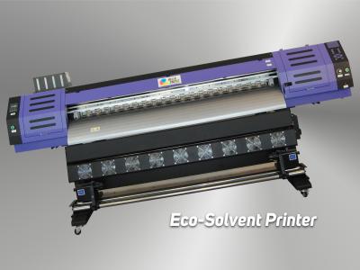 Blue Print Eco-Solvent Printer 180Cm DX5