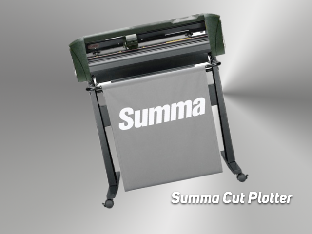 Summa Cut Folyo Kesici Kesim Plotter