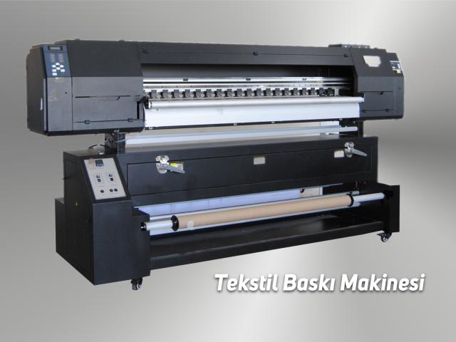 Tekstil Baskı Makinesi